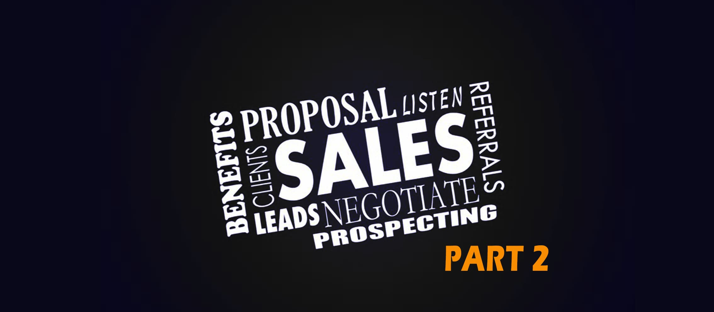 Effective Sales Process 2A